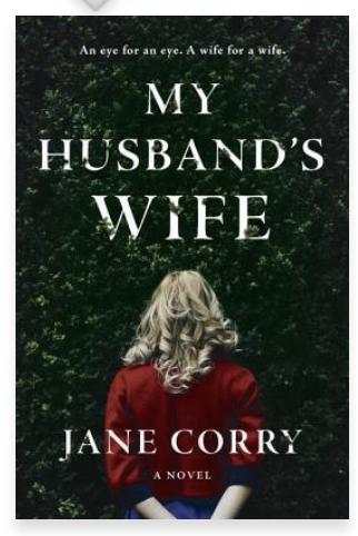 My husband's wife novel cover leahelizabeth blogs