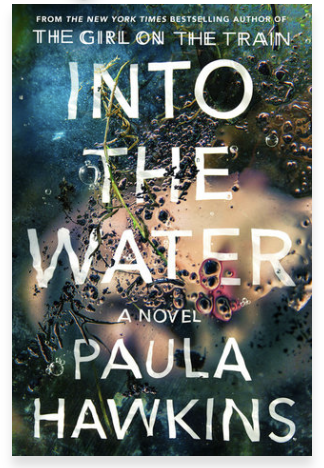 Into the Water novel cover Leah Elizabeth blogs